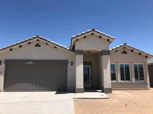 13135 Red Cove Drive, El Paso, TX 79938 (MLS #817137) :: Preferred Closing Specialists