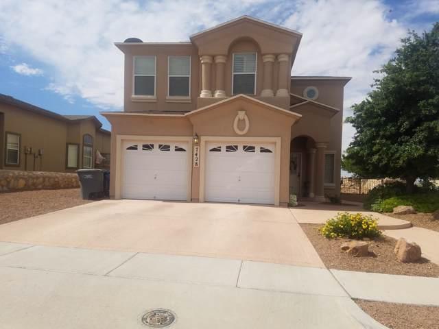 7428 Brays Landing Drive, El Paso, TX 79911 (MLS #817143) :: The Matt Rice Group