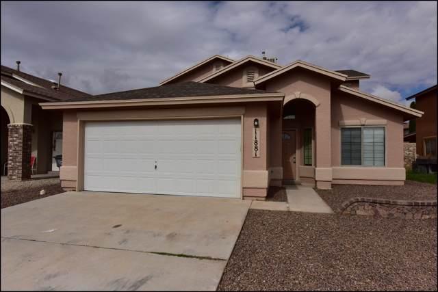 11881 Auburn Sands Drive, El Paso, TX 79934 (MLS #817157) :: The Matt Rice Group