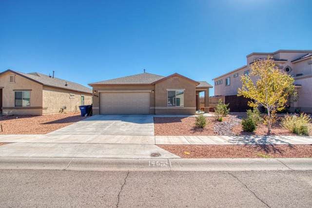 14624 Meadow Lawn, El Paso, TX 79938 (MLS #817163) :: The Purple House Real Estate Group