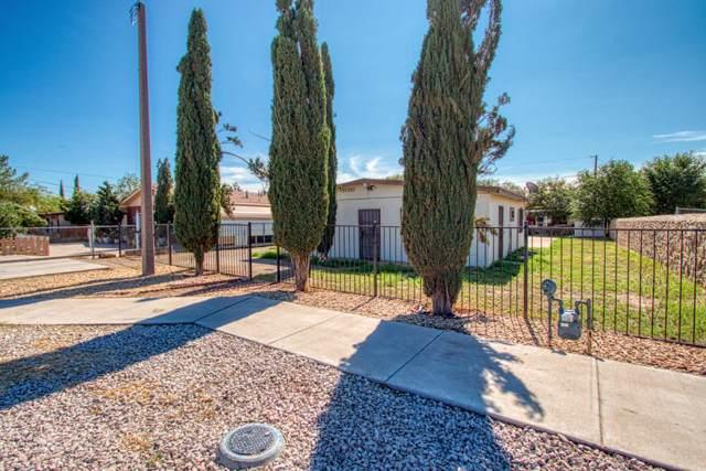 568 Passmore Road, Socorro, TX 79927 (MLS #817166) :: Preferred Closing Specialists