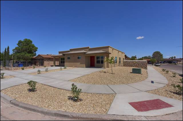 610 Dryden Road A,B, El Paso, TX 79907 (MLS #817167) :: The Purple House Real Estate Group