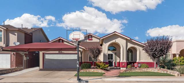 13781 Paseo Verde Drive, El Paso, TX 79928 (MLS #817168) :: The Matt Rice Group