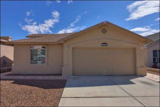10948 Northview Dr Drive, El Paso, TX 79934 (MLS #817172) :: The Purple House Real Estate Group