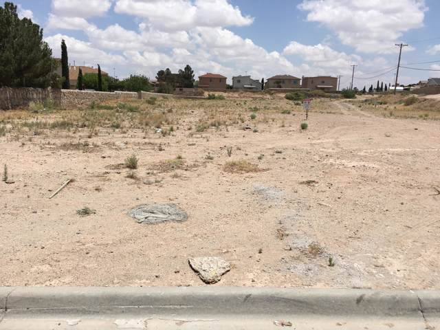 TBD St Vitus, El Paso, TX 79936 (MLS #817175) :: Preferred Closing Specialists