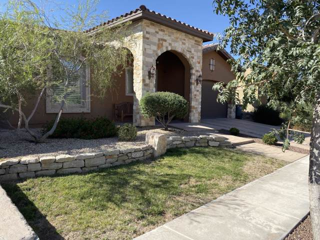 1629 Land Rush Street, El Paso, TX 79911 (MLS #817181) :: Preferred Closing Specialists