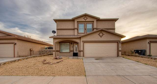 7128 Mesquite Tree Lane, El Paso, TX 79934 (MLS #817183) :: The Purple House Real Estate Group