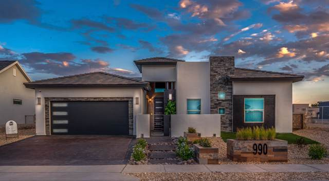 14709 Rockbridge Avenue, El Paso, TX 79938 (MLS #817188) :: The Purple House Real Estate Group