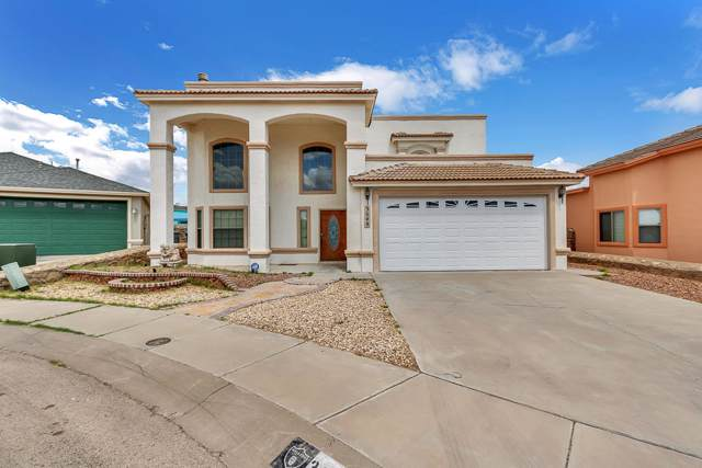 3648 Rachel Crystel Place, El Paso, TX 79938 (MLS #817192) :: The Purple House Real Estate Group