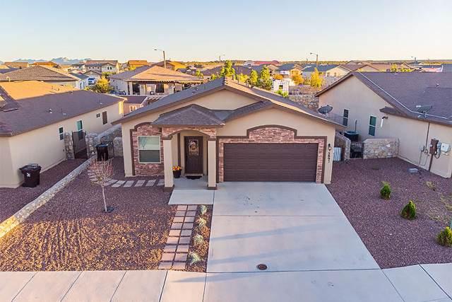 5897 Blackwood Street, Santa Teresa, NM 88008 (MLS #817194) :: The Purple House Real Estate Group