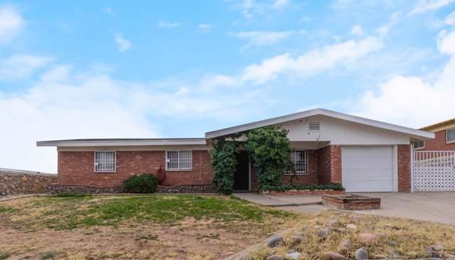 3410 Diamond Drive, El Paso, TX 79904 (MLS #817201) :: The Matt Rice Group