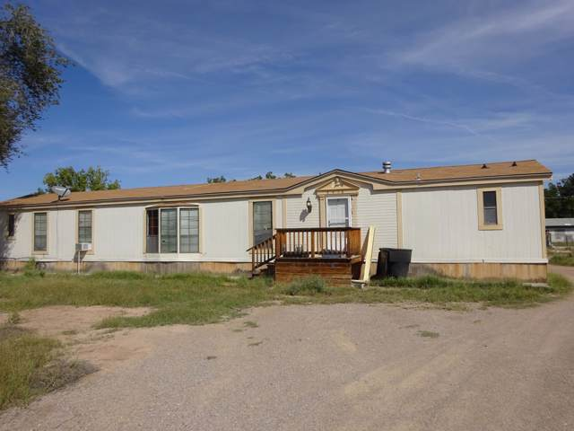 7316 Wildcat Drive, Canutillo, TX 79835 (MLS #817202) :: Preferred Closing Specialists