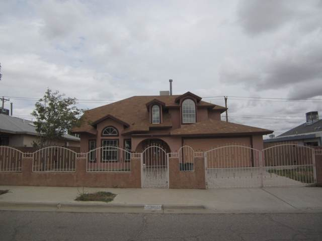 190 Aspen Drive, Sunland Park, NM 88063 (MLS #817205) :: The Matt Rice Group