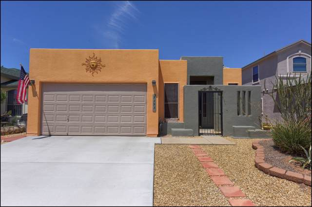 5393 Guillermo Frias Lane, El Paso, TX 79934 (MLS #817210) :: The Purple House Real Estate Group
