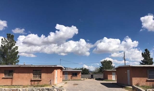 121 Sierra Vista Drive, Sunland Park, NM 88063 (MLS #817212) :: The Purple House Real Estate Group