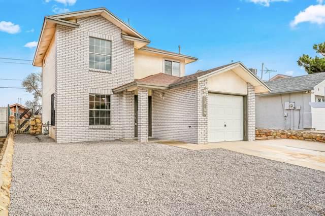 12109 Saint Jude Avenue, El Paso, TX 79936 (MLS #817214) :: The Purple House Real Estate Group