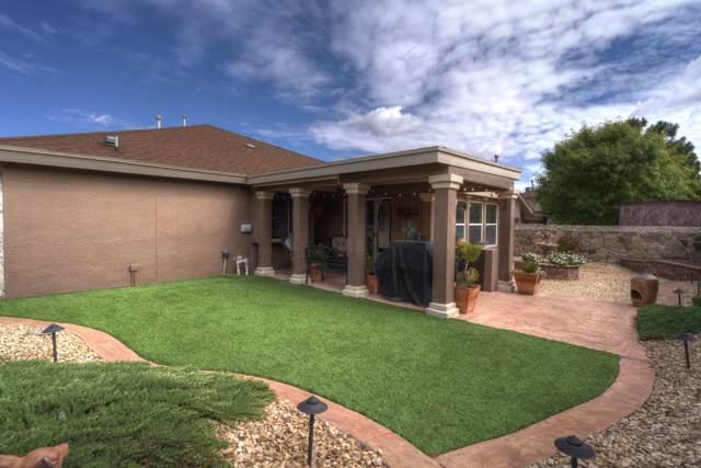 12556 Setting Sun Drive, El Paso, TX 79938 (MLS #817224) :: The Purple House Real Estate Group