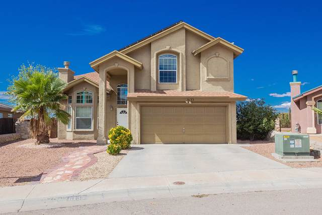 6133 Camden Lake Street, El Paso, TX 79932 (MLS #817228) :: The Purple House Real Estate Group