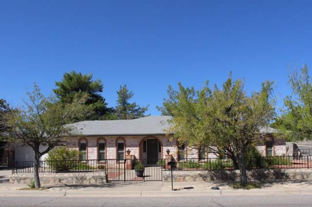 6241 Bandolero Drive, El Paso, TX 79912 (MLS #817232) :: Preferred Closing Specialists
