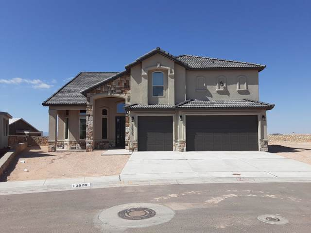 13529 Sproatley Street, El Paso, TX 79928 (MLS #817233) :: The Purple House Real Estate Group