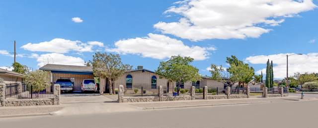 9333 Lait Drive, El Paso, TX 79925 (MLS #817234) :: Preferred Closing Specialists