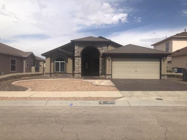 12717 Tierra Roman Drive, El Paso, TX 79938 (MLS #817235) :: The Purple House Real Estate Group