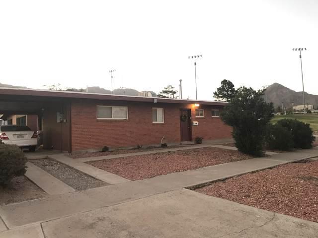 3130 Mc Kinley Avenue, El Paso, TX 79930 (MLS #817242) :: Preferred Closing Specialists