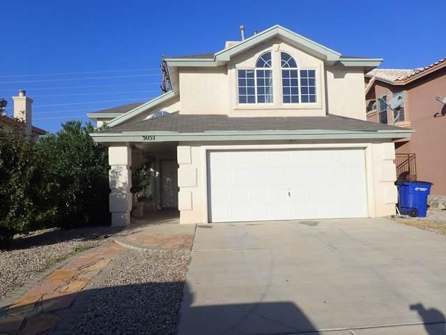 3057 Tierra Nora, El Paso, TX 79938 (MLS #817249) :: Preferred Closing Specialists