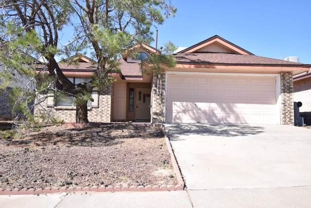 7509 Windcrest Drive, El Paso, TX 79912 (MLS #817264) :: Preferred Closing Specialists