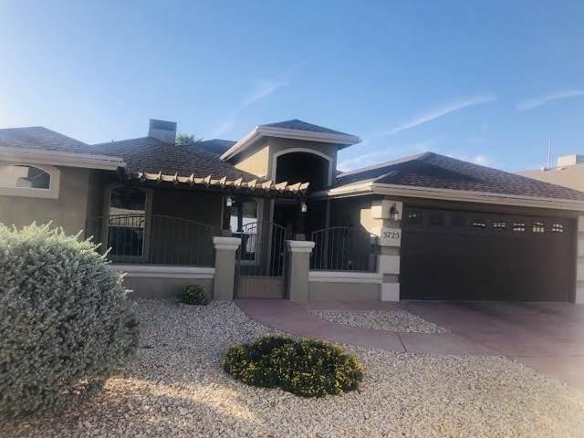 3725 Tierra Campa Drive, El Paso, TX 79938 (MLS #817271) :: Preferred Closing Specialists