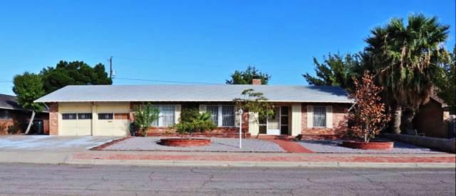 9817 Trinidad Drive, El Paso, TX 79925 (MLS #817278) :: Preferred Closing Specialists