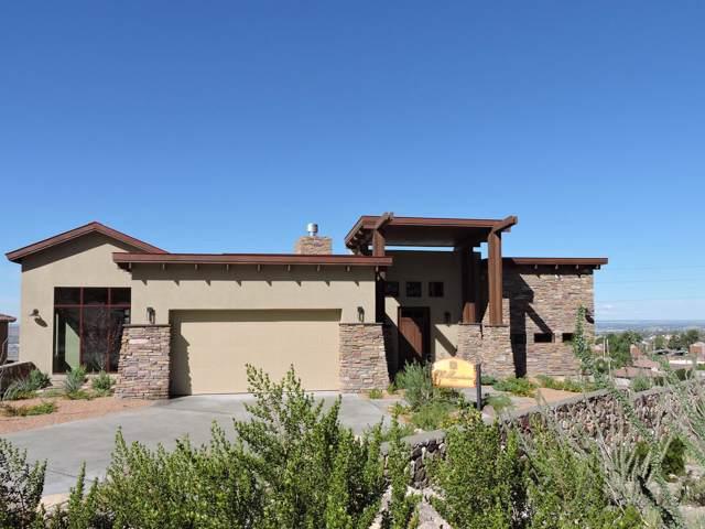 401 Lechuguilla Court, El Paso, TX 79912 (MLS #817282) :: Preferred Closing Specialists