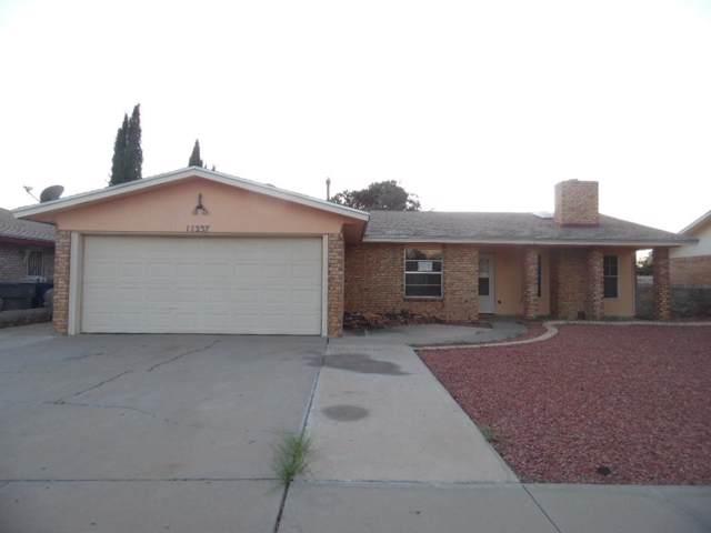 11237 Ivanhoe Drive, El Paso, TX 79936 (MLS #817283) :: Preferred Closing Specialists