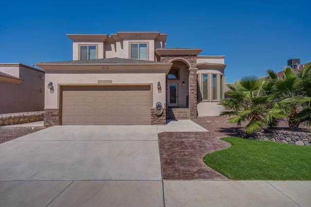 14681 Alton Oaks Avenue, El Paso, TX 79938 (MLS #817284) :: Preferred Closing Specialists