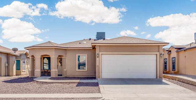 14372 E Cave Ave Avenue, El Paso, TX 79938 (MLS #817287) :: Preferred Closing Specialists