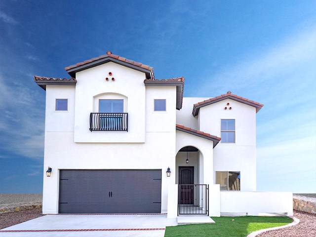 7512 Hitching Post Court, El Paso, TX 79911 (MLS #817292) :: Preferred Closing Specialists