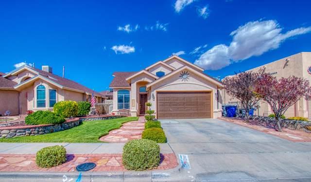 12441 Paseo Blanco Drive, El Paso, TX 79928 (MLS #817300) :: Preferred Closing Specialists