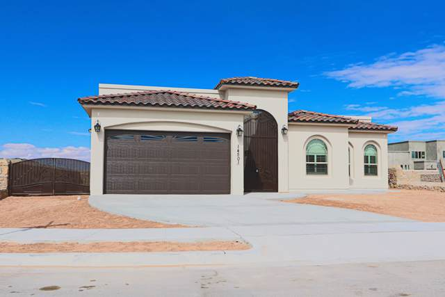 14501 Tierra Oviedo, El Paso, TX 79938 (MLS #817304) :: Preferred Closing Specialists