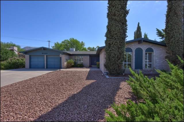 6869 Granero Drive, El Paso, TX 79912 (MLS #817306) :: Preferred Closing Specialists