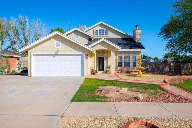 13945 Jeweled Desert Drive, Horizon City, TX 79928 (MLS #817309) :: Jackie Stevens Real Estate Group