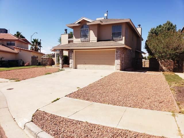 2305 Bill Howard Place, El Paso, TX 79936 (MLS #817314) :: The Matt Rice Group