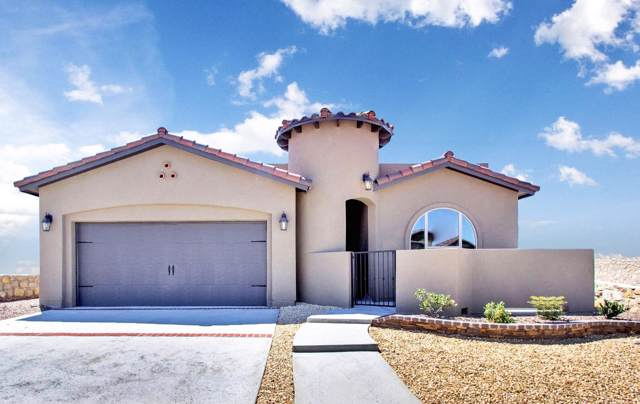 7515 Portterhouse Court, El Paso, TX 79911 (MLS #817315) :: Preferred Closing Specialists