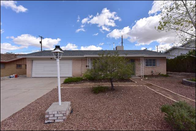 545 Ridgemont Drive, El Paso, TX 79912 (MLS #817318) :: The Matt Rice Group