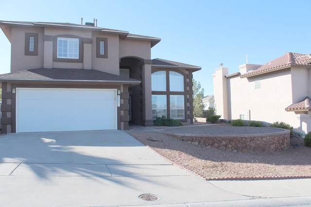 6076 Los Siglos Drive, El Paso, TX 79912 (MLS #817319) :: Jackie Stevens Real Estate Group