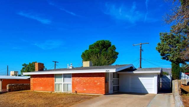 1515 Passero Drive, El Paso, TX 79903 (MLS #817320) :: Preferred Closing Specialists