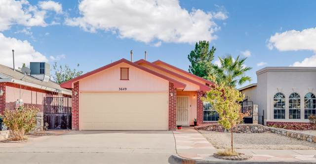 3649 Sandy Plateau Circle, El Paso, TX 79936 (MLS #817322) :: Preferred Closing Specialists