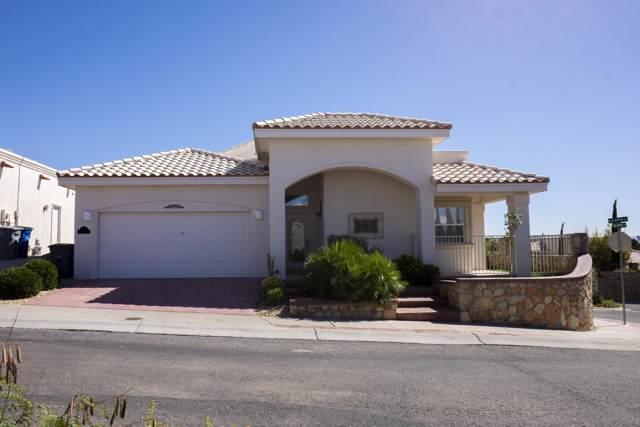 1544 Via Appia Street, El Paso, TX 79912 (MLS #817323) :: Preferred Closing Specialists