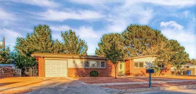 4424 Eleanor Drive, El Paso, TX 79922 (MLS #817327) :: Preferred Closing Specialists