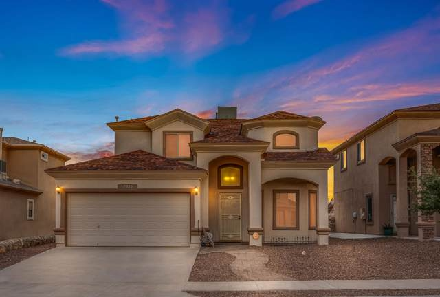 7120 Copper Canyon Drive, El Paso, TX 79934 (MLS #817329) :: The Matt Rice Group