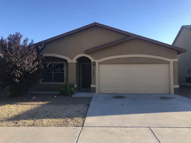 5806 Redstone Rim Drive, El Paso, TX 79934 (MLS #817330) :: Preferred Closing Specialists